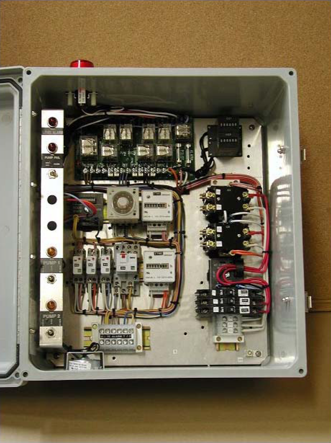 American Manufacturing Company -- Timer Controls